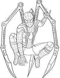 A wide variety of spiderman coloring options are available to you, such as metal, plastic, and 100% cotton. Spider Man Coloring Pages Coloring Home
