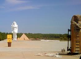 Pyramid Houses Filepyramid House And Statues Wadsworth Iljpg Wikimedia Commons