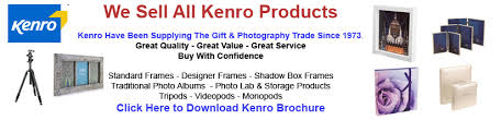 kenro picture frames and photo als