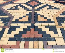 Brick Patterns For Patios Patio Brick Pattern Stock Photography Image 2540282