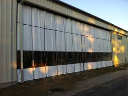 industrial outdoor curtain