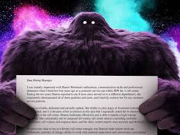 recommendation letter for case manager letter of recommendation monster com