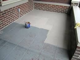 screened porch flooring ideas tile