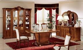Italian Dining Room Tables Classic Dinning Room Dining Room Furniture Classic Rooms Barocco