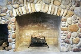 how to remove a fireplace and chimney rustic style fireplace with simply 2 logs on a how to remove a fireplace