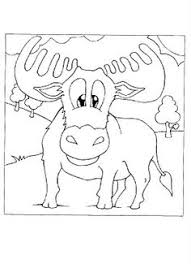 If You Give A Moose A Muffin Free Coloring Pages On Art Coloring Pages