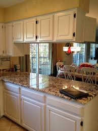 White Kitchen With Granite Granite Countertops White Kitchen Cabinets Yes Yes Go