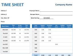 Time Sheet Online Free Online Calculator Use Timesheet Spreadsheet Bi Weekly