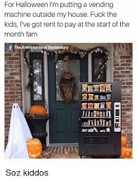 Where To Put My Vending Machine Cool For Halloween Lim Putting A Vending Machine Outside My House Fuck