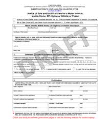 Florida Auto Bill Of Sale Form Free Car Bill Of Sale Florida Magdalene Project Org