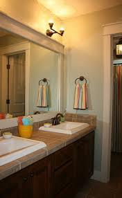 Best Trim Images On Pinterest - Trim around bathroom mirror