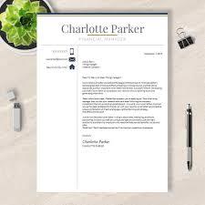 Modern Resume Cover Letters Modern Resume 2018