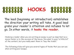 essay types of hooks hook maker for essays journalistic essay journalistic essay gxart essay hooks generator