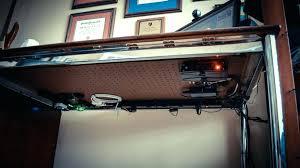 cable management diy desk cable management home office desk cable management pertaining to popular residence under