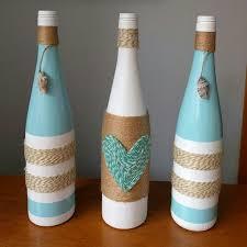 Wine Bottle Decorations Handmade 100 Best Mason Jars And Wine Bottles Images On Pinterest 11