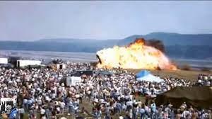 RAMSTEIN GERMANIA 28 AGOSTO 1988,