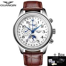 <b>GUANQIN Men Mechanical Sapphire</b> Watch   Automatic watches for ...