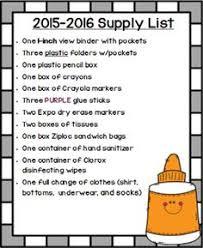 103 Best School Supplies List Images Organizers School Activities