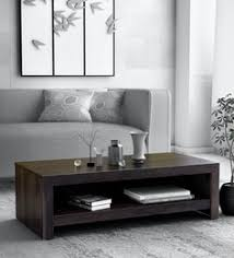 Coffee & Center Table Online - Buy Designer <b>Coffee Tables</b> at Best ...