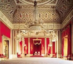 Buckingham Interiors Design Inside Buckingham Palace Idesignarch Interior Design