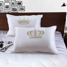 19 momme printed silk pillowcases for couple