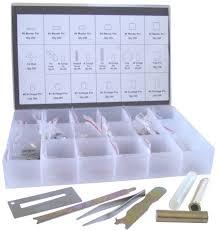 Discount Schlage Rekey Pin Kit Locksmith Tool Box - eBuilderDirect.com