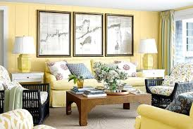 decorating yellow walls in living room ideas within how to decorate a with prepare 14
