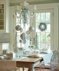 decorated chandelier