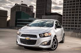 2016 Chevy Sonic RS and Sonic Dusk: Choose Your Own Adventure