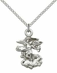 st michael the archangel pendant st
