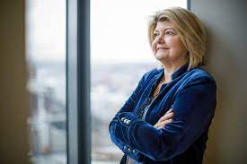 Sandy Carter answers the Proust Questionnaire