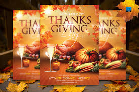 thanksgiving party flyer thanksgiving templates for professional and personal use