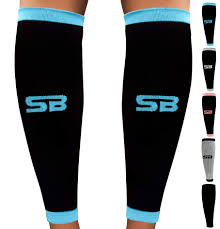 Sb Sox Size Chart Sb Sox Compression Calf Sleeves 20 30mmhg For Men Women Perfect Option To Our Compression Socks For Running Shin Splint Medical Travel