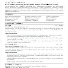 Investment Banker Resume Extraordinary Retail Banking Resume Retail Banking Resume Resume Template For Bank