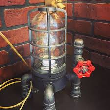 etsy industrial lighting. a personal favorite from my etsy shop httpswwwetsycom industrial deskindustrial lightingsteampunk lighting d