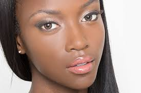 how to contour highlight dark skin pin it