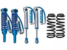 king shocks 2 5 oem performance series 2 inch lift kit suitable for toyota fj cruiser
