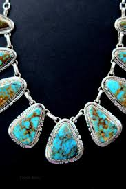 native american turquoise tribal jewelry