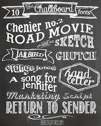 chalkboard fonts free why not enjoy ten free downloadable chalkboard fonts fonts