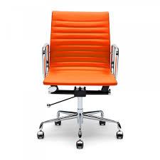 amazing ideas orange office chair modern design orange office chair