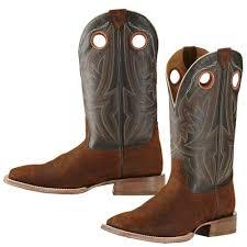 ariat men s circuit hazer cowboy boots
