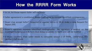 Repair Order Form Enchanting Using The RR And RRRR Forms Ppt Video Online Download