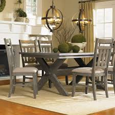 56 Rectangle Dining Room Table Sets Riverdale Cherry 5 Pc Rectangle