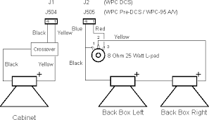 wiring diagram for home theater speakers images bose stereo new speaker wiring pre dcs and