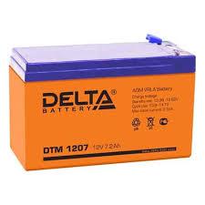 Аккумуляторная <b>батарея</b> для ИБП <b>Delta DTM</b> 1207 — купить в ...