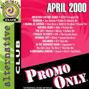 Promo Only: Alternative Club (April 2000)