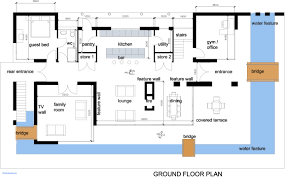 modern house plans free best of free modern mansion floor plans house decorations