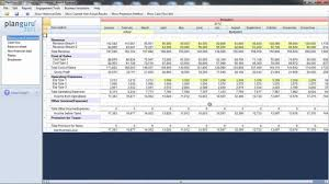 Financial Forecasting Excel Templates Budget Vs Actuals Rolling Forecasts In Planguru Youtube