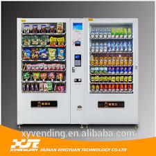 Drink Vending Machine Enchanting Xy Snack Drink Vending Coffee Vending Machine Buy Drinks Snacks