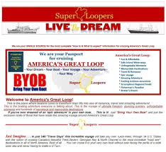 Great Loop Charts Capt John Cruising Americas Great Loop Best Map And Route